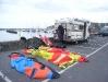 Harbour, Kiteschule in Dublin Sutton und Kite-lessons, Kiteschule Kiel