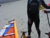 Tom, Kiteschule in Dublin Sutton und Kite-lessons, Kiteschule Kiel