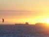 Sunset kiteschule kiel